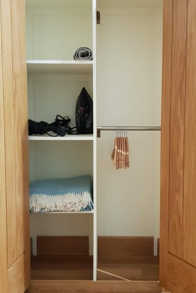 Accessible wardrobe