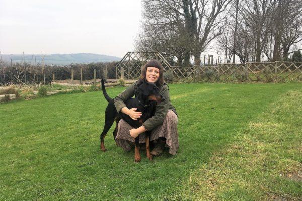 Wallops Wood Dog Service Hannah and Heidi
