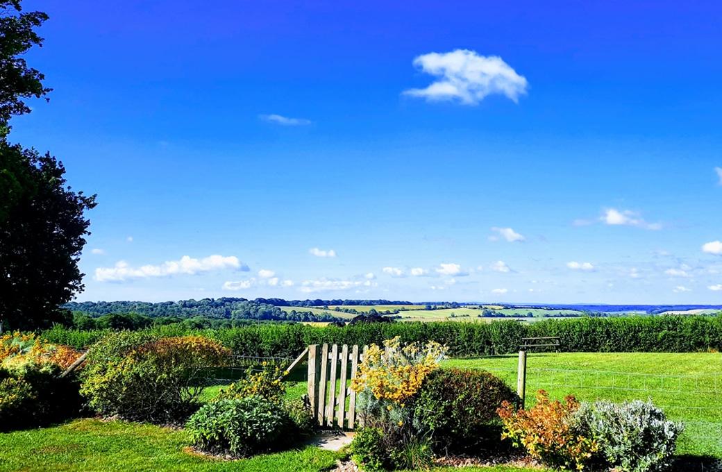 Take a break in the beautiful Hampshire countryside